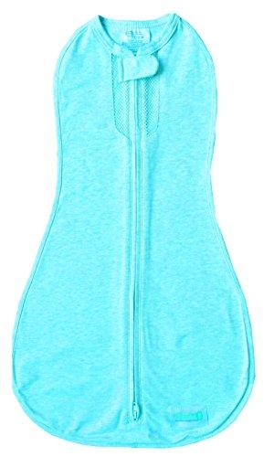 Woombie Air Nursery Blankets, Aqua, 14-19 Pound