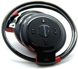 Paracops Mini 503 Stereo Bluetooth Headset Wireless Headphones Neckband Style Earphone