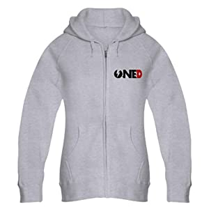 Power One Direction Women's Zip Hoodie by CafePress