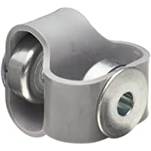 Huco Flex-P Double Loop Elastomer Coupling, Hytrel with Steel Hubs, Inch