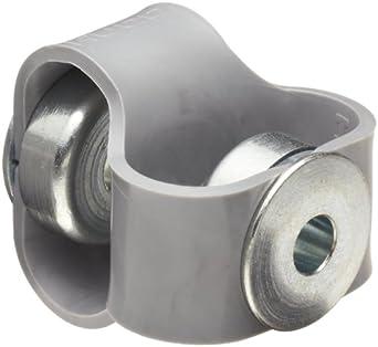 Huco Flex-P Double Loop Elastomer Coupling, Hytrel with Steel Hubs, Inch