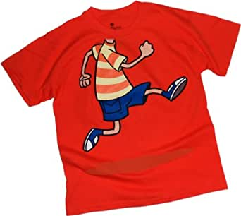 Phineas -- Phineas & Ferb -- Youth Costume T-Shirt, Youth Large