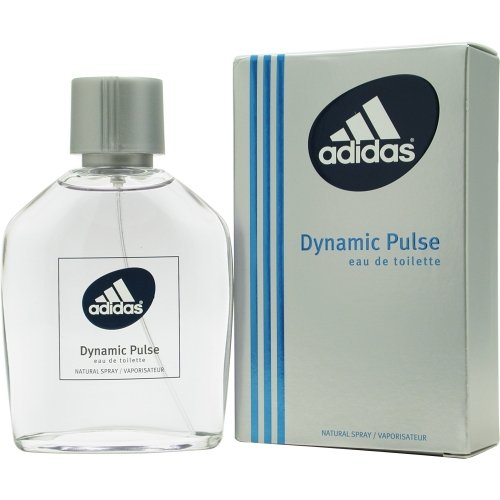 adidas Basic Line Dynamic Pulse, homme/man, Eau de Toilette, 50 ml
