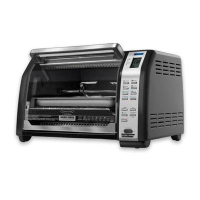 B&D6 Slice Toaster Oven Broil Review
