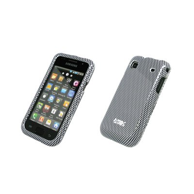 EMPIRE Carbon Fiber Design Snap-On Cover Case for Samsung Galaxy S i9000