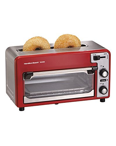 Hamilton Beach Toaster Oven with Wide 2 Slice Toaster (Hamilton Beach Toast Oven compare prices)