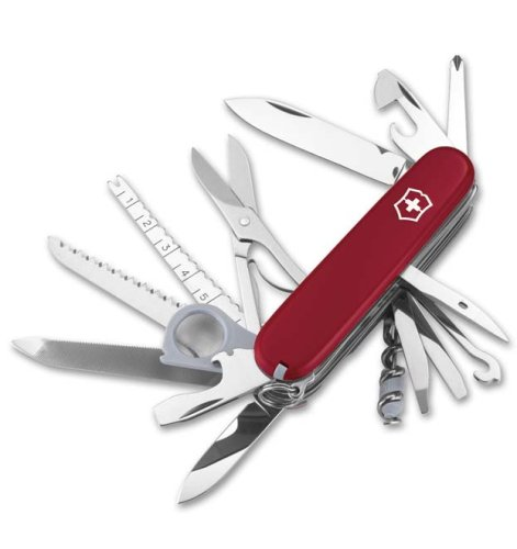 Victorinox Swiss Army Champion Plus Pocket Knife