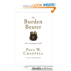 The Burden Bearer: Who's Carrying Your Load?