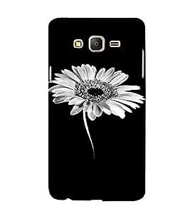PrintVisa Flower Design 3D Hard Polycarbonate Designer Back Case Cover for Samsung Galaxy On 5