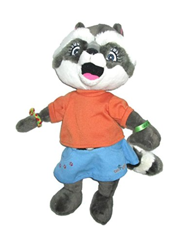 "15"" Raccoon Soft Plush Stuffed Animal - 1"