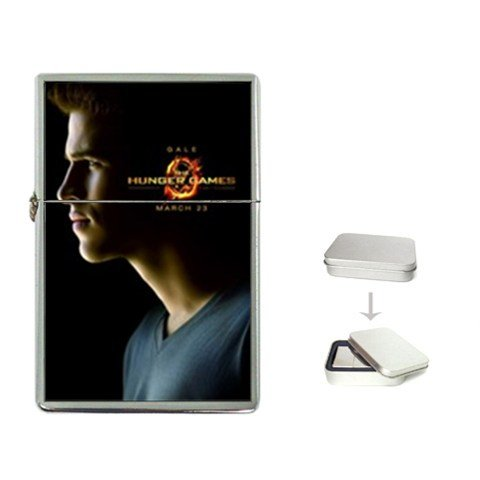 Gale The Hunger Games Collection Flip Top Lighter Movie High Quality Great Gift for Dad Mom Man Woman