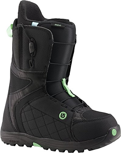Burton Damen 10627101017  Mint Snowboard Boot, Gr. 9, black/mint