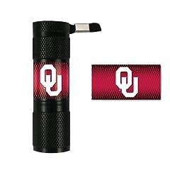 Buy NCAA Oklahoma Sooners LED Flashlight, Small by Team ProMark