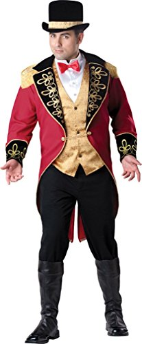 Costumes For All Occasions IC5049XX Ring Master Xxl