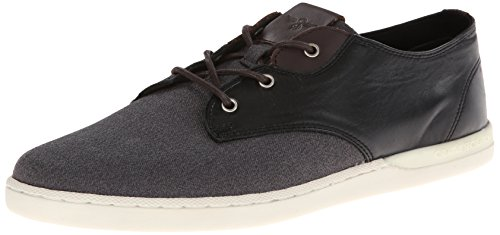 Creative Recreation Men's Vito Low Fashion Sneaker,Charcoal Brown,12 M US