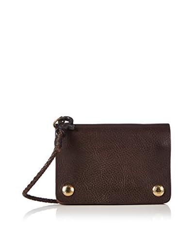 7 For All Mankind Geldbeutel Fashion Wallet Dark Brown