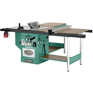 Grizzly g0605x1 extreme table saw 12 inch power table for 12 inch table saw