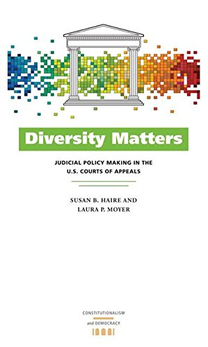 Diversity Matters: Judicial Policy Making in the U.S. Courts of Appeals (Constitutionalism and Democracy)