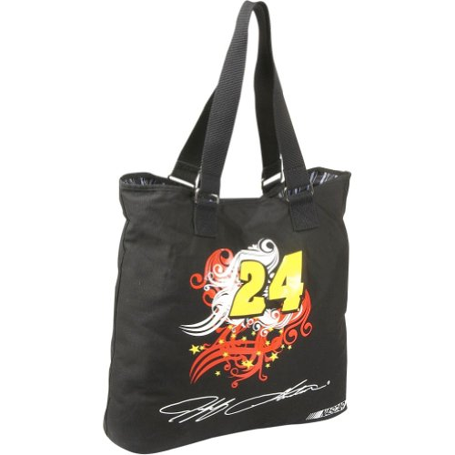 Nascar Jeff Gordon Tote (Black)