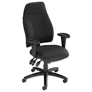 Influx Task All Mesh Armchair Seat W500xD500xH440 530mm Ref 11135 02       Office ProductsCustomer review and more news