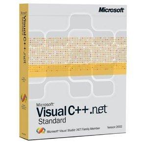 Microsoft Visual C++ .NET Standard [Old Version]