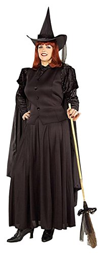 Morris Costumes Women's CLASSIC WITCH ADULT, PLUS