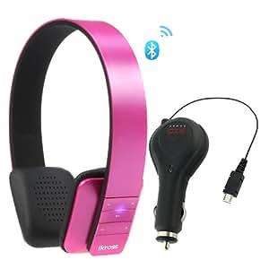 Samsung bluetooth headphones pink - bluetooth headphones retractable pink