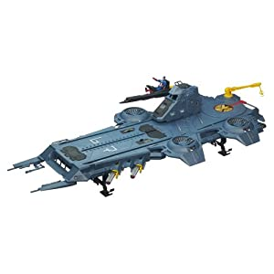Marvel The Avengers Movie Series S.H.I.E.L.D. Helicarrier Playset