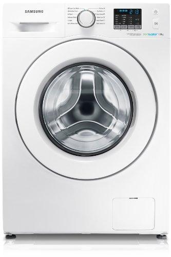 Samsung - lavatrice a carica frontale a libero posizionamento WF 70 F5E 0W2W finitura oblo' Bianco da 60cm