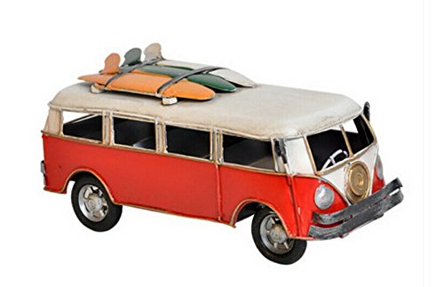 American Retro Home Furnishing Creative Personality Model Car Crafts-HR8326
