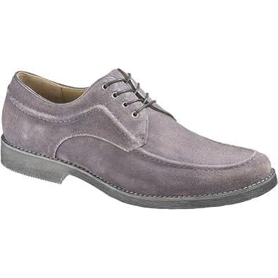 (暴跌)暇步士Hush Puppies Men's Commemorate Oxford真皮牛筋底休闲鞋深棕,$59.28