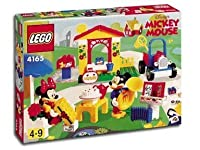 Lego Disney Mickey Mouse's Minnie's Birthday 4165 from LEGO
