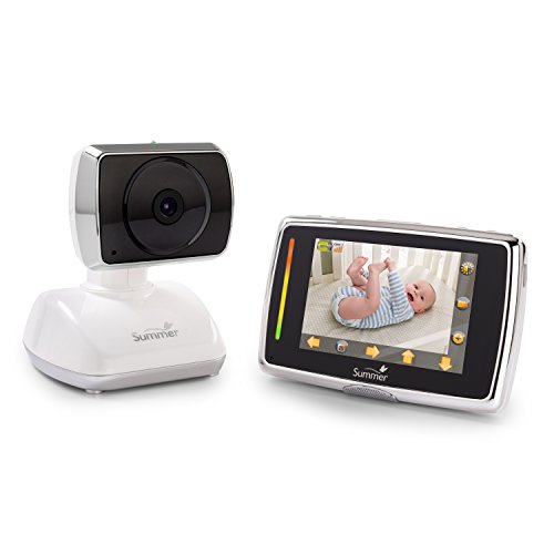 Summer Infant Touchscreen Digital Color Video Baby Monitor - 1