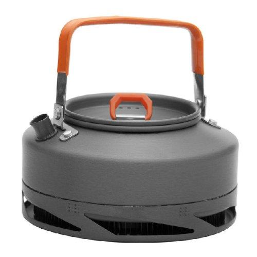 Fire-Maple ヒートエクスチェンジャー(集熱フィン)付キャンピングケトル やかん 0.8L