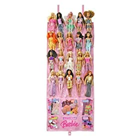 Barbie Over-the-Door Case