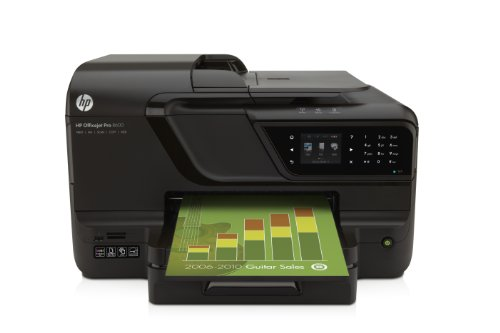 HP CM749A Officejet Pro 8600 e-All-in-One (Print, Scan, Copy, Fax, Web)