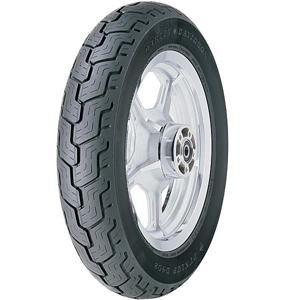 Dunlop D402 Harley-Davidson Blackwall Rear Tire - MT90HB-16/Blackwall
