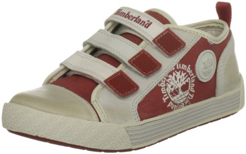 Timberland Kids Metro Network Oxford Canvas Trainer