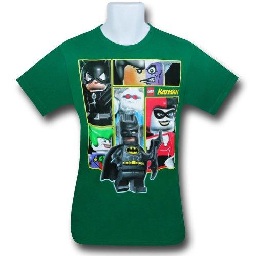 Lego Boys 8-20 Batman with Villains L at Gotham City Store