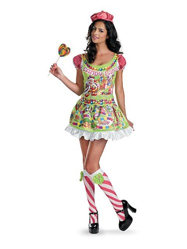Candyland Halloween costume