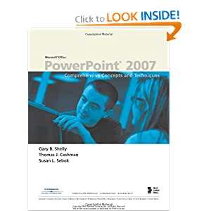 Microsoft Power Point Trial on Microsoft Office Powerpoint 2007  Comprehensive Concepts And