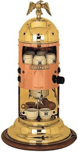 Elektra A1 Mini Verticale Espresso Machine Copper Brass