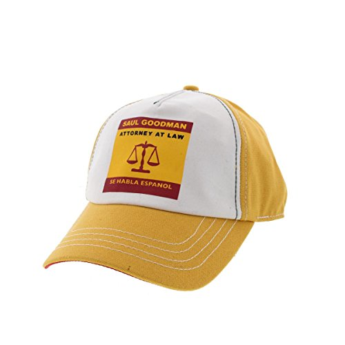 Goorin Brothers Call Saul Hat, Yellow, One Size (Goorin Brothers Caps compare prices)