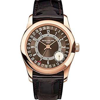 Patek Philippe Calatrava Men's 18K Rose Gold Watch - 6000R-001
