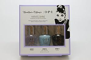 OPI Breakfast at Tiffany's Nail Gift Set Infinite Shine Trio