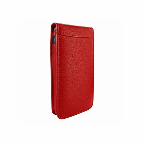 Best Price Apple iPhone 5 / 5S Piel Frama Red Magnetic Leather Cover
