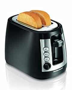 Hamilton Beach 22810 Warm Mode 2-Slice Toaster