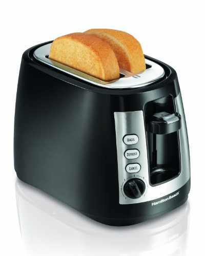 Hamilton Beach 22810 Warm Mode 2-Slice Toaster (Hamilton Beach All Metal compare prices)