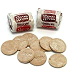 Necco Chocolate Jr. Wafer Rolls, 2LBS