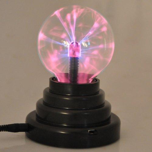 USB Plasma Ball Sphere Lightning Light Lamp